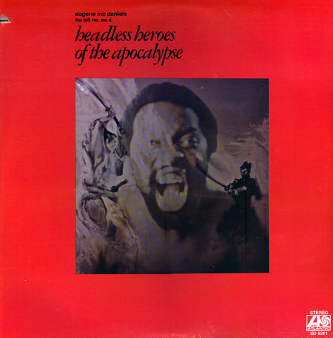 Eugene McDaniels - Headless Heroes of the Apocalypse LP