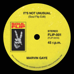 M Gaye - It's Not Unusual (Soul Flip Remix) 7-Inch