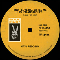 Otis Redding - Your Love (Soul Flip) 7-Inch