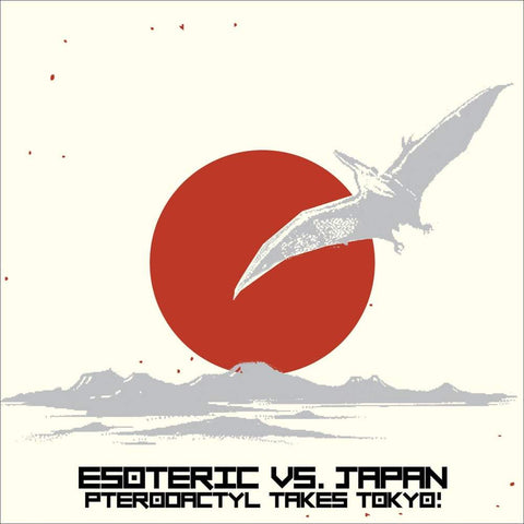 Esoteric - Esoteric vs Japan LP