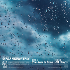 Frankenstein - The Rain Is Gone / All Hands 7-Inch