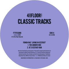 4 To The Floor Classics V5 EP