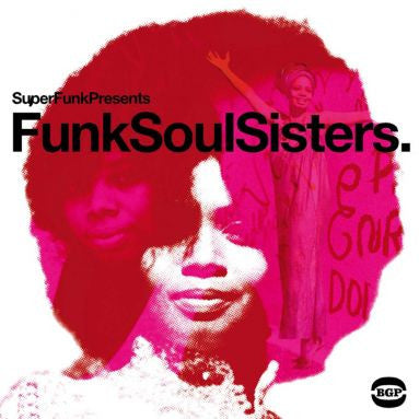 Superfunk Presents Funk Soul Sisters 2LP
