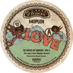 Moplen - Remixed By Moplen Vol 2 EP