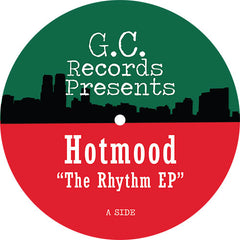 Hotmood - The Rhythm EP