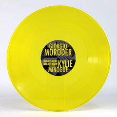 Giorgio Moroder - Right Here K.S. Remixes EP