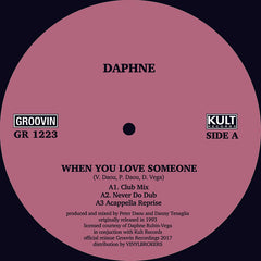 Daphne - When You Love Someone EP