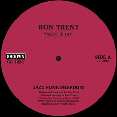 Ron Trent - Jazz It Up 12-Inch