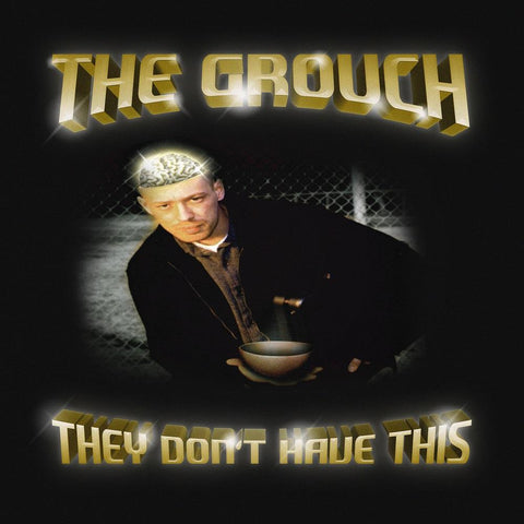 The Grouch - They Don't Have This 2LP (Gold Vinyl)