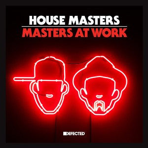 House Masters - Masters At Work 2LP