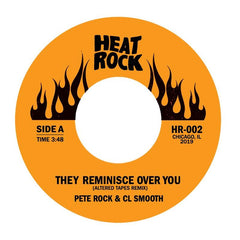 Pete Rock & CL Smooth - They Reminisce Over You (Altered Tapes Remix) 7-Inch