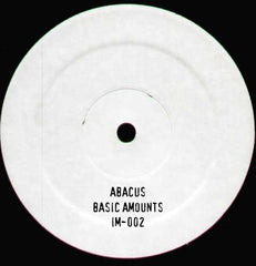 Abacus - Basic Amounts 12-Inch