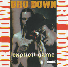 Dru Down - Explicit Game 2LP