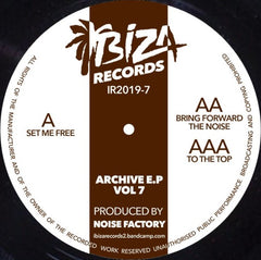 Noise Factory - Archive EP 7