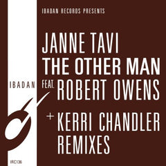 Robert Owens & Janne T - The Other Man 12-Inch