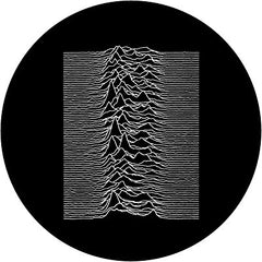 Joy Division - Unknown Pleasures Slipmat