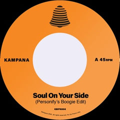 Personify - Soul On Your Side 7-Inch