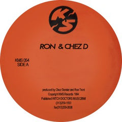 Ron & Chez D - Untitled 12-Inch