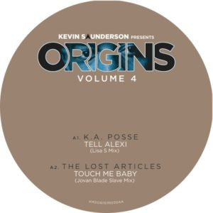 KMS Origins Vol 4 EP