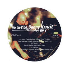 Danny Krivit - Mix The Vibe Sampler #1