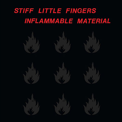 Stiff Little Fingers - Inflammable Material LP (180g)
