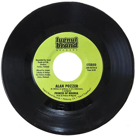 Princes of Nigeria - Alan Pozzer 7-Inch