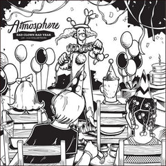 Atmosphere - Sad Clown Bad Year: #9 - #12 Collection 2LP