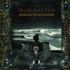 African Head Charge - In Pursuit Of Shashamane Land 2LP