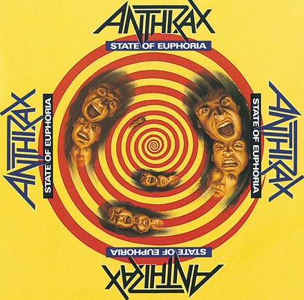Anthrax - State Of Euphoria 2LP (30th Anniversary Edition)