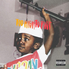 Bas - Too High To Riot LP