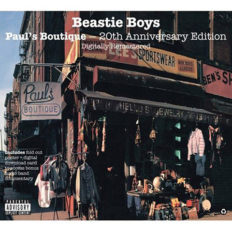 Beastie Boys - Pauls Boutique (30th Anniversary Edition)