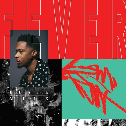 Black Milk - Fever 2LP (Colored Vinyl + Poster + Sticker)