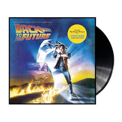 Back To The Future - Original Soundtrack LP