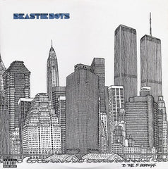 Beastie Boys - To The 5 Boroughs 2LP (Blue Vinyl)