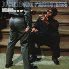 Boogie Down Productions - Ghetto Music :  The Blueprint of Hip-Hop LP