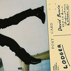 David Bowie = Lodger LP (2017 remaster)