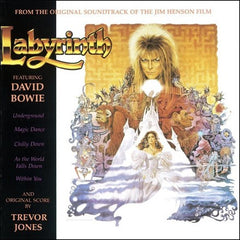 David Bowie And Trevor Jones - Labyrinth Soundtrack LP