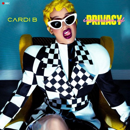 Cardi B - Invasion Of Privacy 2LP