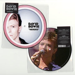 David Bowie - Heroes 7-Inch Picture Disc