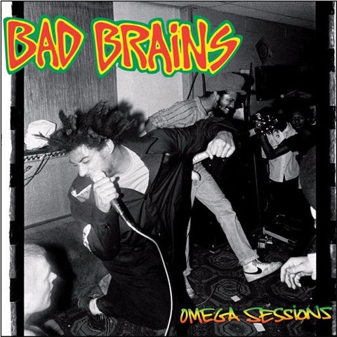 Bad Brains - Omega Sessions LP