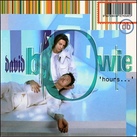 David Bowie - Hours LP