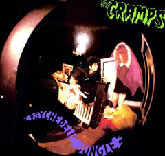 The Cramps - Psychedelic Jungle LP