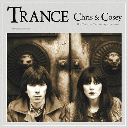 Chris And Cosey - Trance LP (Gold Vinyl)
