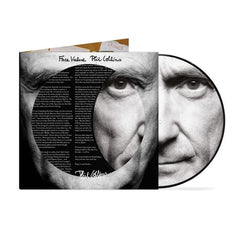 Phil Collins - Face Value Picture Disc LP
