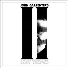 Copy of John Carpenter - Lost Themes II LP + Download (Orange Vinyl)