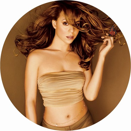 Mariah Carey - Butterfly LP (Picture Disc, 20th Anniversary)