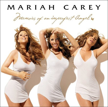 Mariah Carey - Memoirs Of A Perfect Angel 2LP