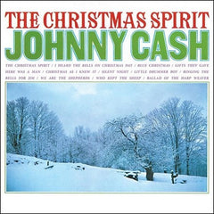 Johnny Cash - The Christmas Spirit LP