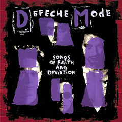 Depeche Mode - Songs Of Faith & Devotion LP (180g)