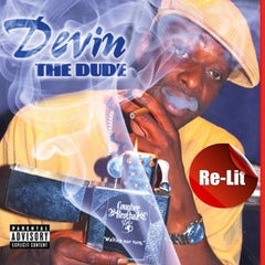 Devin The Dude - Smoke Sessions: Re-Lit  Vol. 1 LP